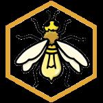 Apicoltura Apoidea Logo